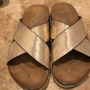 Boutique by Corky's sandal